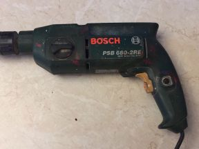 Дрель ударная Bosch