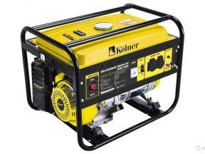 Генератор бензиновый 5.5 кВт новый