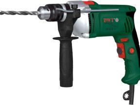 Дрель DWT SBM 810 металлический редуктор