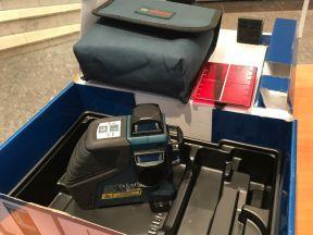 Лазерный уровень GLL 3-80 P Профессионал