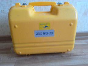 Теодолит электронный Vega Teo-20