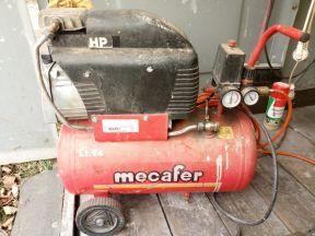 Компрессор воздушный Mecafer fc2/24 cm2