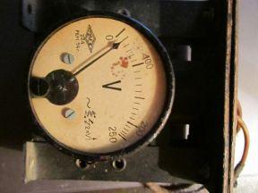 Старый трансформатор СССР 1954г. 220Вт
