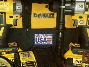 Новый DeWalt DCK299 DCD996+DCF887