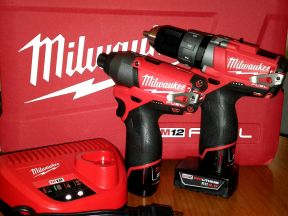 Milwaukee 2597-22 M12 fuel (PP2A-402C)