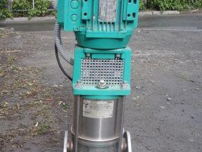 Насос Wilo Multivert MVI 804 (3400V, epdm, PN16)