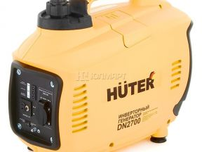 Генератор инверторный бензиновый Huter DN2700