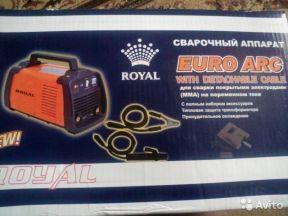 Сварочный аппарат Royal Euro Arc РЛ-230