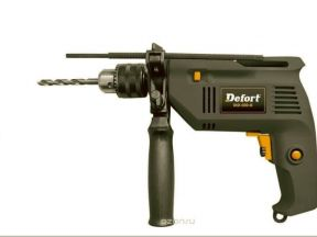 Ударная дрель DeFort DID-505-B