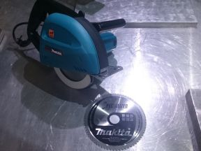 Makita 4131 пила по металлу циркулярная