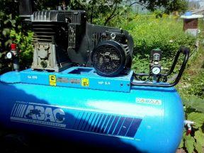 Воздушный компрессор abac