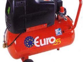 Компрессор Fiac Euro 25/2 (ресивер 24л) Италия