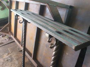Стол металлический 6мм