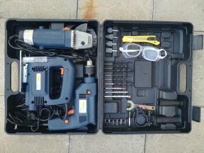 Набор инструментов Komfort SP-883, 3 предмета