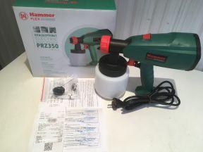 Краскопульт Hammer PRZ350 электрический