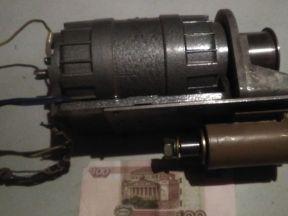 Электродвигатели 220 -380 вольт