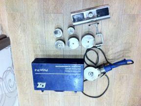 Паяльник для пластиковых труб dytron SP-4a 1200 W