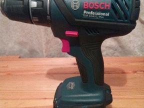 Аккумуляторная дрель Bosch
