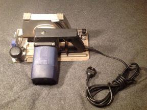 Циркулярная (дисковая) пила Rebir IE-5107G1