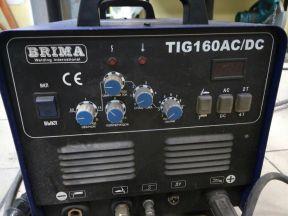 Аргоновый сварочник brima tig 160 ac/dc