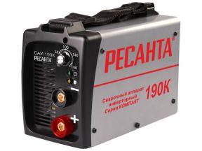 Сварочный аппарат Ресанта саи190К Доставка