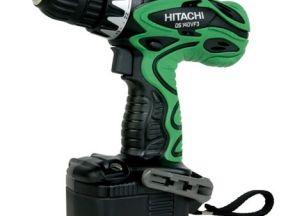 Шуруповерт Hitachi DS14DVF3