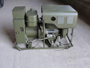 Генератор армейский уд-2 аб-4 идеальное состояние