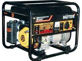 Huter DY2500L генератор