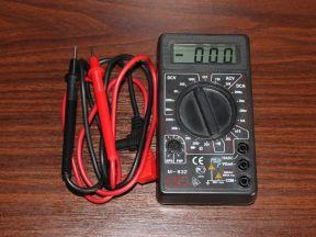Мультиметр Mastech М-832
