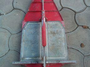 Плиткорез монорельс 600