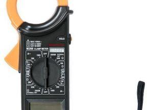 Клещи токоизмерительные Mastech M266 (Мультиметр)