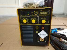 Сварочный полуавтомат start MIG 190 (2 в 1)
