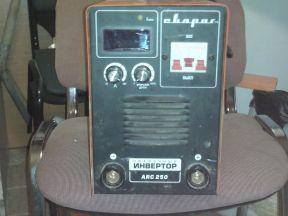 Сварочный инвертор arg 250 сварог 3х фазный