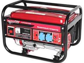 Бензиновый генератор alteco Standart APG 3700