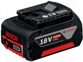 Аккумулятор Bosch 18 В; 4 А*ч; Li-Ion
