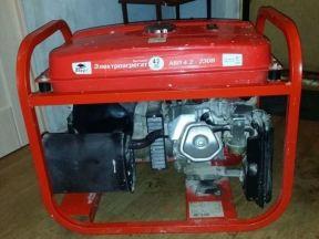Бензогенератор Вепрь-Honda 4.2 кВт /аренда