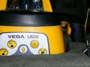 Нивелир (лазерный построитель плоскости) Вега LR20