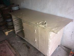 Верстак стальной (железный стол ) инструмены, маст