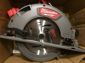 Циркулярная пила Milwaukee M18 fuel 18 В (2731)