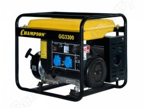 генератор бензиновый champion GG3300