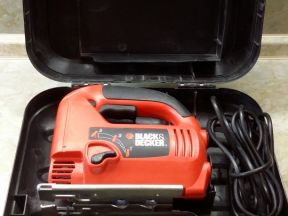 Лобзик black Decker KS656PE