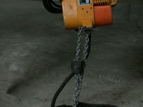 электроталь передвижную цепную