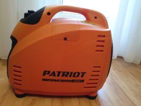 Генератор инверторный Patriot 2000i