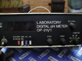 pH Meter OP 211/1