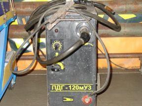 Сварочный полуавтомат пдг-120