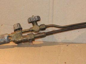 Газовый резак СССР - газовая горелка