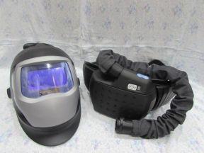 Сварочный щиток 3M Speedglas 9100 Air с блоком