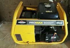 """Генератор """"Promax 9000ea"""""""