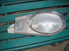 Светильник уличный днат-150