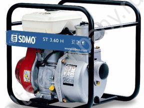 Мотопомпа бензиновая sdmo ST 3.60 H (с двигателем
